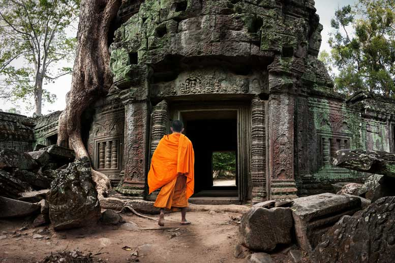 Ancient & Lost Cambodia