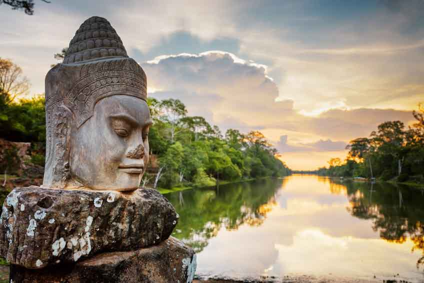 Recommended tours to Cambodia